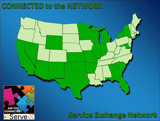 Service Exchange Network (Serve-X)